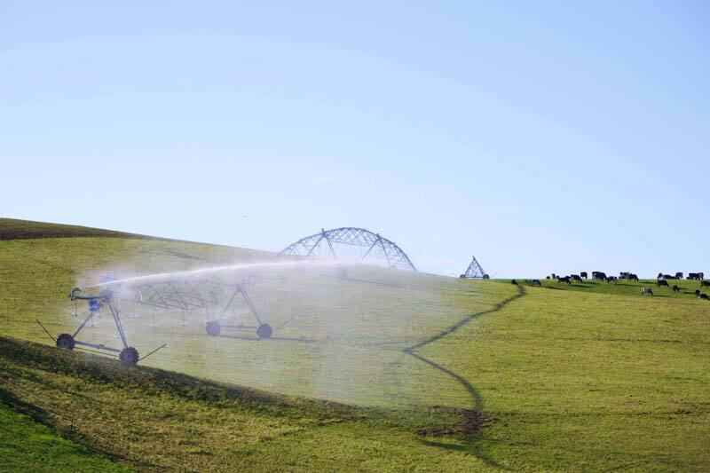 Pivot Irrigation Solutions Waterforce