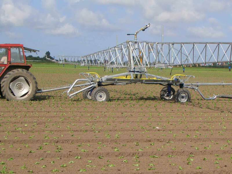 Travelling Irrigators Agriculture Waterforce