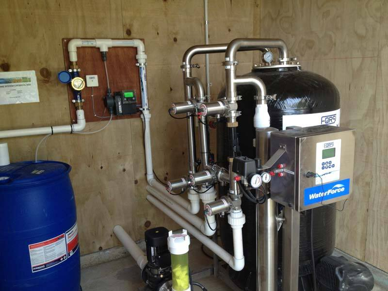 Filtration & Water Treatment