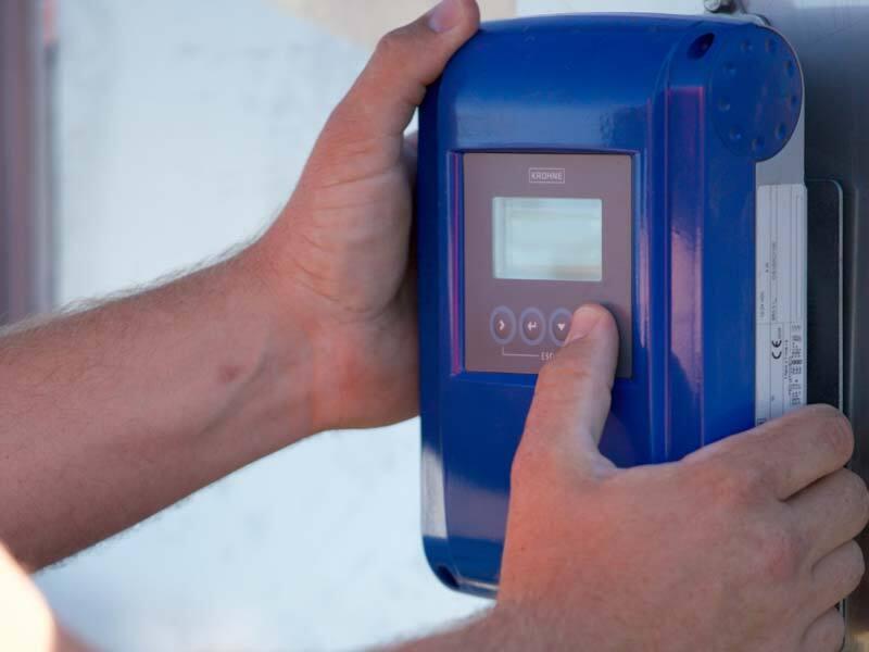 Flow Meters & Telemetry