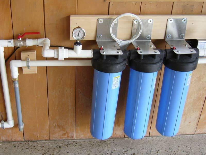 Cartridge filtration