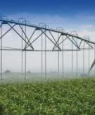 Pukekohe cropping company installs new centre pivot irrigation and fertigation system