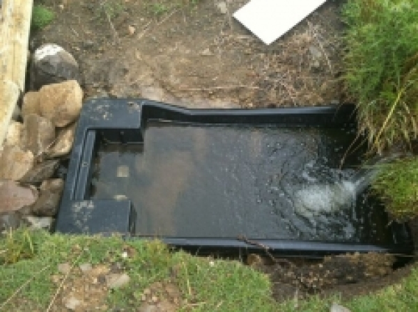 Southland Farm Installs Solar Powered Pumping System