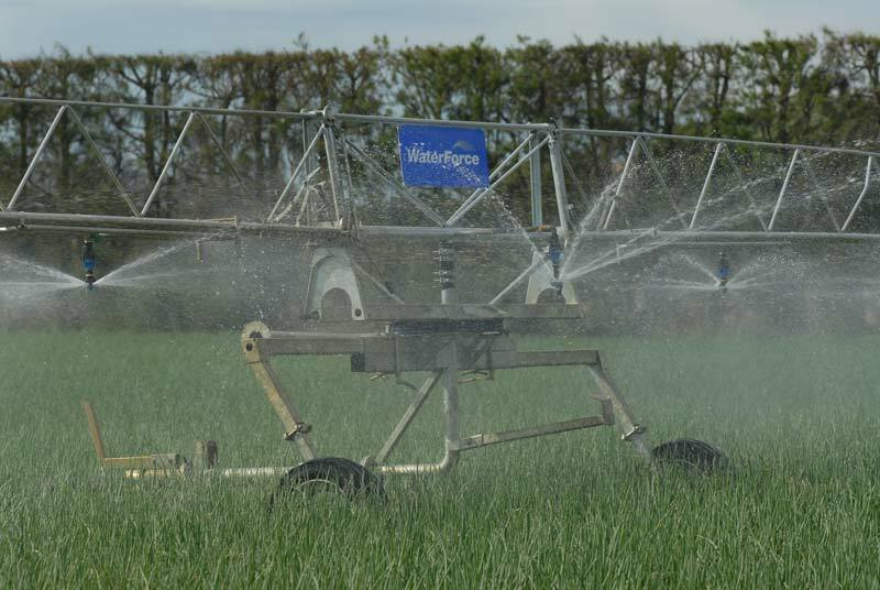 Travelling Irrigation What We Do Waterforce