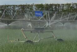 Travelling Irrigation