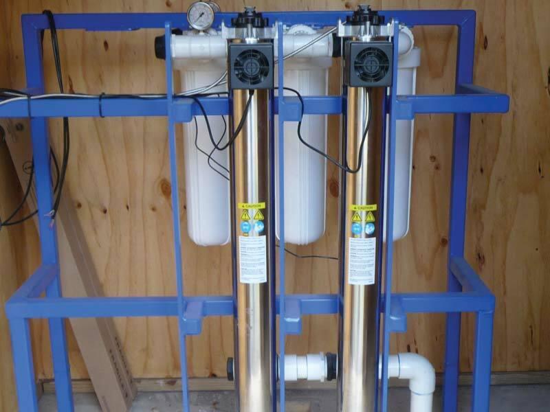 Waterforce UV Sterilisation