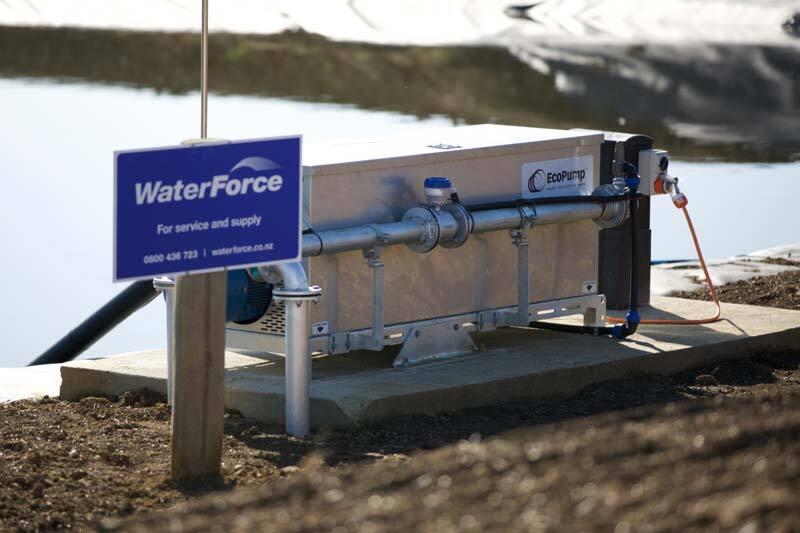 Waterforce Flow Meter