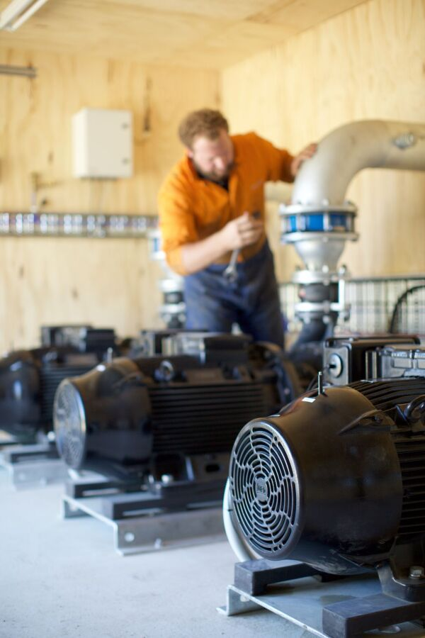 Willowcliff - How to ensure your pumps start first time
