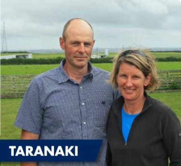 Ballance Farm Awards - WaterForce Regional Winners