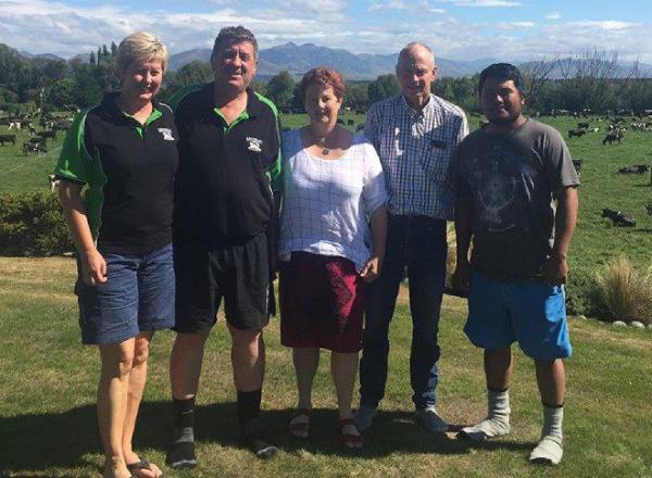 Award Winners Ballance Farm Environmental Awards Canterbury 2018