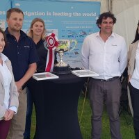 PM visits IrrigationNZ winning site at Hawkes Bay A&P Show