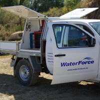 WaterForce to Maintain Service And Supply For Essential Services During Lock Down