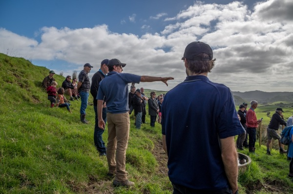 Waikato has set The Field Day at their winner's property