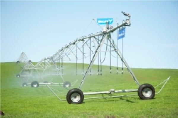 EcoPump for effluent irrigation on 900 cow West Coast dairy conversion